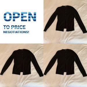 Ann Taylor Cardigan Sweater 100% Cashmere